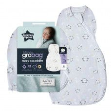 TOMMEE TIPPEE GROBAG EASY SWADDLE 0-3M LITTLE OLLIE