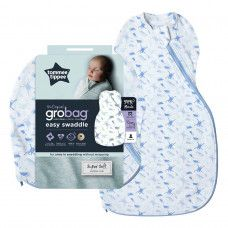 TOMMEE TIPPEE GROBAG EASY SWADDLE 0-3M LITTLE PLANET*