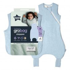 Tommee Tippee Grobag Steppee 6-18M 1 Tog Blue Marl
