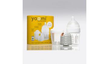 Yoomi 5oz 3-In-1 Feeding System