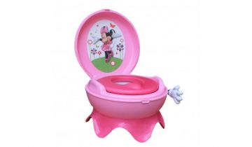 Minnie Mouse First Years Potty With Sound System