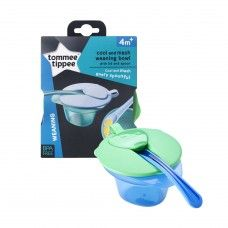 Tommee Tippee Explora Cool 'n' Mash Weaning Bowl Assorted