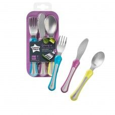 Tommee Tippee Cutlery Explora 1St Grown Up Set*