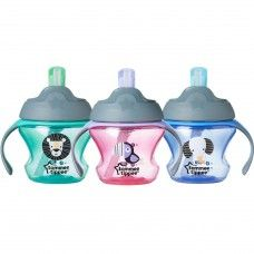Tommee Tippee Weaning Straw Cup 6M+ Assorted Colours
