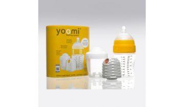 Yoomi 8oz 3-In-1 Feeding System