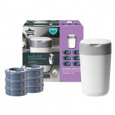 TOMMEE TIPPEE NAPPY DISPOSAL TWIST & CLICK KIT