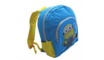 Despicable Me Minions Back Pack With Pockets