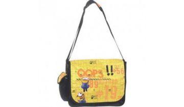 Despicable Me Minions Oops Messenger Bag