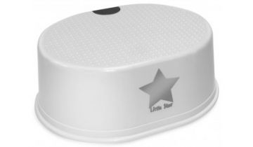 Strata Deluxe Silver Lining Step Stool