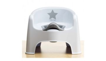 Strata Deluxe Silver Lining Potty Chair