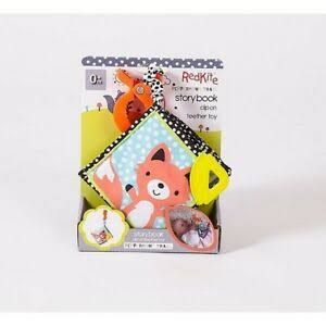 RED KITE PLAYTIME CLIP ON BOOK
