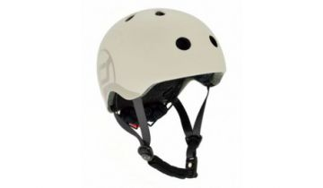 Scoot And Ride Kids Helmets Ash (XXS)