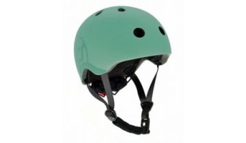 Scoot And Ride Kids Helmets Forest (XXS)