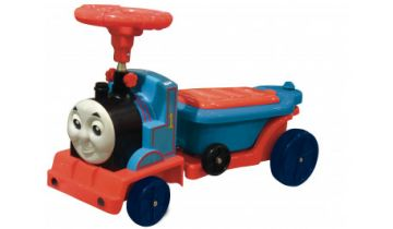 Thomas & Friends 3 In 1 Scooter Ride On With Trailer