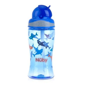 Nuby Flip it Toddler Cup 360ml Shark