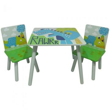Kidsaw RAWRR Table & Chairs