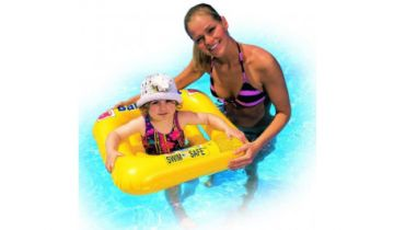 Surfit Swimsafe Pool Baby Inflatable Seat By Jakabel