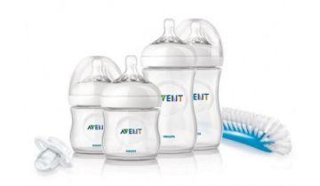 Philips AVENT Natural Bottle Newborn Starter Set
